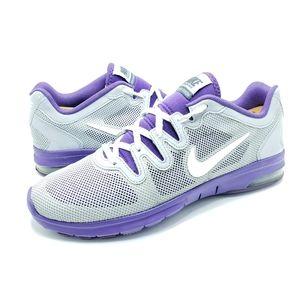 Nike Women's Air Max Fusion, size 9, color purple/